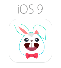 TUTUApp iOS 9 - TUTUApp