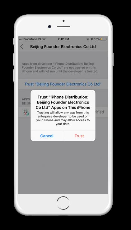 Trust TutuApp