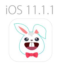 TUTUApp iOS 11.1.1