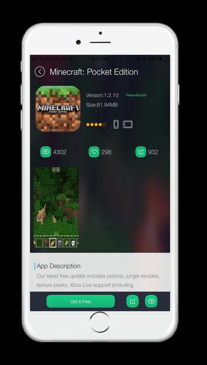 TUTUApp Minecraft PE Screenshot 2