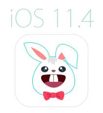 TUTUApp iOS 11.4