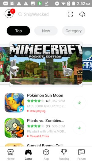 TUTUApp Android Games