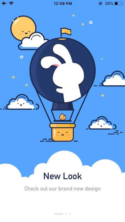 TUTUApp Loading Screen